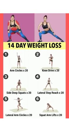 Beginner Workout At Home, Gym Workout Videos, Easy Workouts, Free Workout, Fitness Workout For Women, At Home Workouts For Women, Weight Loss Workout Plan, Workout Programs, Stretches