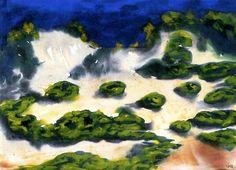 Emil Nolde | Landscape with Dunes