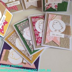 Oh Hello Stamp-A-Stacks! http://mollypossum.blogspot.com #JessieHolton…