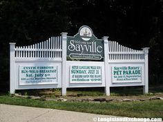 Sayville Welcome