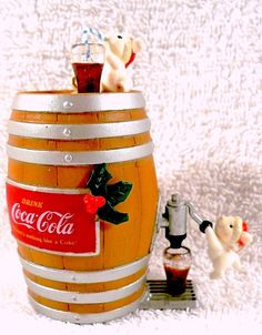 ❤Coca-Cola Ornament
