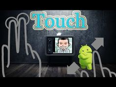 Unity Touch #01- touch.FingerId - YouTube
