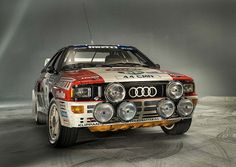 Audi Quattro Rallye Group 4 | Flickr - Photo Sharing!