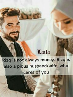 Muslim Couple Quotes, Muslim Love Quotes, Marriage Couple, Love In Islam, Islamic Love Quotes, Islamic Inspirational Quotes, Muslim Couples, Muslim Brides, Husband And Wife Love