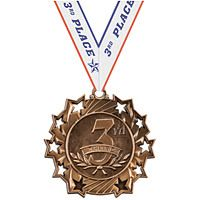 """PINEWOOD DERBY TROPHY 6 1//2/"""" CUB SCOUT OR BOY SCOUT AWARD TROPHY FREE LETTERING*"""