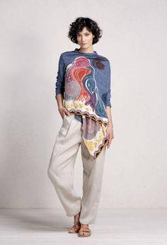 Cardigan with Print - Cardigan   Ivko Woman