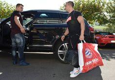 Vor EM-Quali in Slowenien: Die Nati rückt in Feusisberg ein | Fussball | Blick