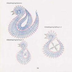 Forarskniplinger (bolillos – blancaflor2 – Webová alba Picasa