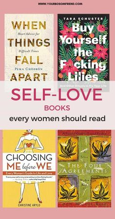 do lists or books Here are 9 top books for women to practice self-love in Books such as Four Agreement, When things fall apart help you to be happy and confident in life Self Love Books, Best Self Help Books, Best Books To Read, Good Books, Reading Lists, Book Lists, Love Reading, Inspirational Books, Motivational Books