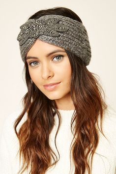 Hair Turban, Turban Headbands, Headband Hairstyles, Turbans, Fascinator Headband, Wide Headband, Headband Styles, Knit Headband Pattern, Knitted Headband