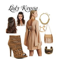 A very Lady Kenna inspired look featuring Free People, Zigi Soho, Laggo, DANNIJO, Kate Spade, H&M and Forever 21