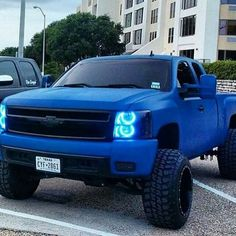 Blue Chevy