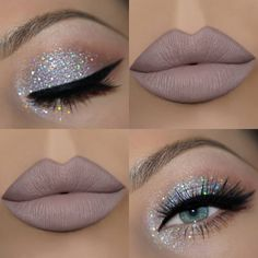 make up;make up for beginners;make up tutorial;make up for brown eyes;make up for hazel eyes;make up organization;make up ideas; Prom Makeup Looks, Cute Makeup, Glam Makeup, Gorgeous Makeup, Eyeshadow Makeup, Hair Makeup, Pink Makeup, Makeup With Blue Dress, Easy Eyeshadow