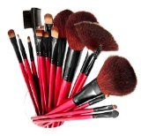SHANY Makeup Cosmetic Brush Set with Pouch, Set of 12 Brushes and 1 Pouch, Red « Beauty Cosmetics Makeup Skin Care Products Cosmetic Brush Set, Makeup Brush Set, Hair Brush, Cosmetic Pouch, It Cosmetics Brushes, Makeup Cosmetics, Maybelline, Avon, Beauty Supply Store