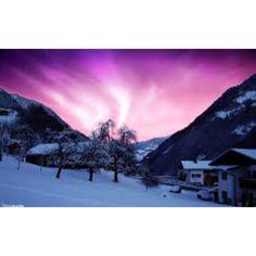Aurora borealis, Alaska.