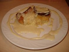 Bread Pudding With Vanilla Sauce from 1900 Park Fare at Grand Floridian Resort in Disney World