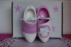 Geboorteklompjes voor Elyana