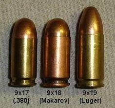 Ammo comparison pictures - Glock Talk