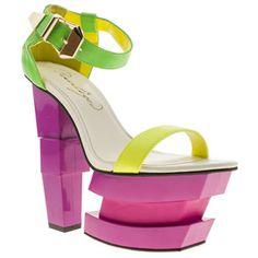 c14c32e49baf Womens Pink Privileged Secrets Out High Heels