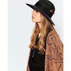 Christys  Madison Wide Brim Wool Felt Fedora Hat ( 99) ❤ liked on Polyvore fdb40dbbeed
