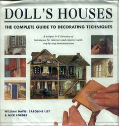 Doll's houses The complete guide to decorating techniques - Estefania Comesaña - Picasa Albums Web