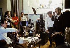 Stanley Kubrick on A Clockwork Orange.