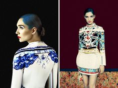 Mary Katrantzou by Erik Madigan Heck