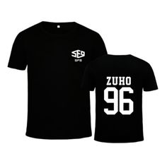 SF9 SENSATIONAL FIRST 9 Korean Boy Group Season's Greeting Zuho 96 Unisex T-shirt    #SF9 #SENSATIONAL #FIRST #9 #Korean #Boy #Group #Season's #Greeting #Zuho #96 #Unisex #T-shirt #Kidolstuff