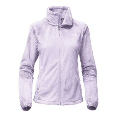 Women's Osito 2 Full Zip Fleece Jacket in Lavender Blue by The North Face