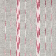 Vanessa Arbuthnott Baltic Stripe in Clay and Sweet Pea. Vanessa Arbuthnott, Blinds For Sale, Pastel Interior, Striped Curtains, Curtain Designs, Reception Rooms, Interior Design Inspiration, Fabric Design, Clay