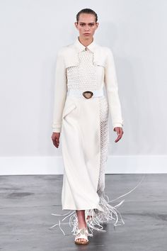 Gabriela Hearst Spring 2020 Ready-to-Wear Fashion Show - Vogue 2020 Fashion Trends, Fashion 2020, Runway Fashion, Fashion Weeks, Paris Fashion, Women's Fashion, Vogue Paris, Gabriela Hearst, Josephine Baker