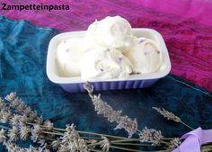 Gelato alla lavanda e miele http://www.zampetteinpasta.blogspot.it/2011/08/gelato-alla-lavanda-e-al-miele.html