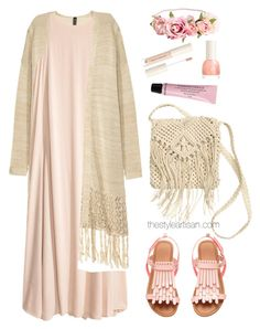 """""""HM dress"""" by thestyleartisan ❤ liked on Polyvore featuring H&M"""