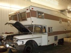 50s- that there's an RV