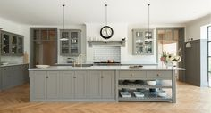deVOL Shaker Kitchen - colors