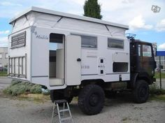 Demountable campers for sale - Page 404 Popup Camper, Truck Camper, Camper Trailers, Camper Van, Rv Campers, Off Road Camping, Jeep Camping, Overland Trailer, 4x4 Trucks