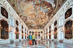 Innsbruck. Hofburg – Palazzo imperiale