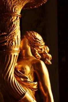 Palace of Versailles: interior detail