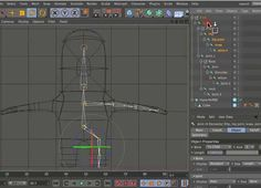An introduction to the basics of creating joints and binding them to a polygon mesh.