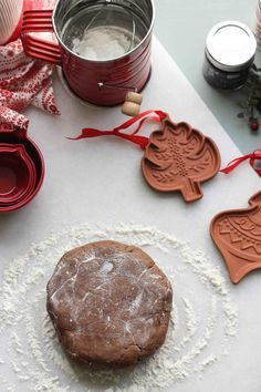 Two delicious holiday cookie recipes from one simple dough! {Pedantic Foodie} #ad @worldmarket