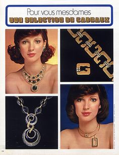 Gérard (Jewels) 1974 Necklaces