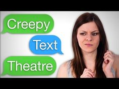 Creepy Text Theatre - Ep. 1 - YouTube