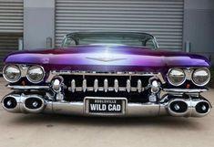 59 caddy chrome