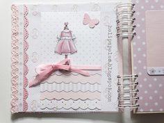Heli Papeles ♥ Baby Scrapbook, Scrapbook Albums, Mini Albums, Mini Bebidas, Diy Crafts For Girls, Album Book, Smash Book, Scrapbooks, Baby Shower