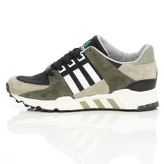 best sneakers 511b9 5fe15 Adidas Equipment Running Support St Tent Green Running White White Vapour  D67724   Free