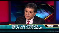 "Judge Napolitano: 'Nixon, Clinton Lies Are So Insignificant Compared to Obama's Health Plan Lies' - Pub. on Nov 7, 2013 -- ...Pres. Obama's lie is the most egregious. ""Richard Nixon told a lie about his personal knowledge of a third-rate break-in, burglary. Bill Clinton told a lie about a personal sexual liaison. Obama has told a lie repeatedly, readily, consistently, systematically, over and over again that will affect the wealth, the health of millions of innocent Americans. [...]"