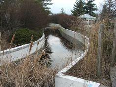 Abandoned water park near Cincinnati