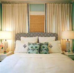 57 Trendy bedroom window behind bed inspiration Bed Against Window, Window Behind Bed, Curtains Behind Bed, Window Bed, Wall Curtains, Bedroom Curtains, High Curtains, Window Wall, Window Headboard