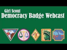 Cadette Girl Scout Badges, Girl Scout Brownie Badges, Junior Girl Scout Badges, Cadette Badges, Girl Scout Juniors, Girl Scout Troop, Cub Scouts, Girl Scout Patches, Senior Girls