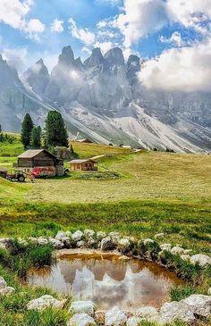 Villnöss Funes, Italy - holidayspots4u